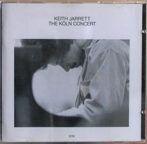 Keith Jarrett  The Köln Concert: der Flügel steht sehr autentisch im Raum, der Konzertsaal muss in seiner ganzen Dimension abgebildet werden, der völlig in sich versunkene Jarrett muss die Zuhörer in seine Welt mitnehmen.